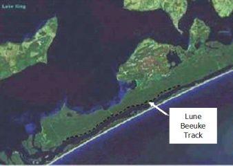 Lune Beeuke Track, Boole Poole